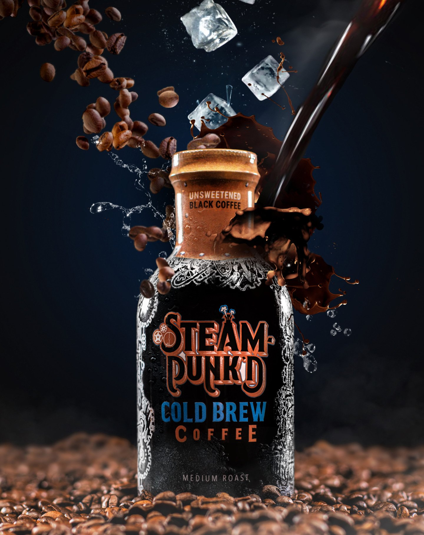 Sunny Crunch Products Steam Punk'd