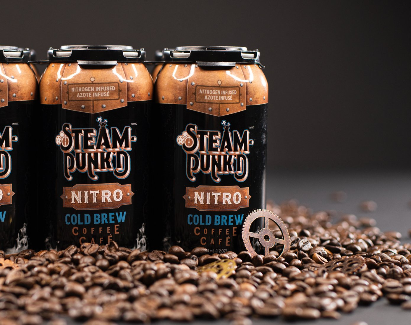 Sunny Crunch Products Nitro Steam Punk'd